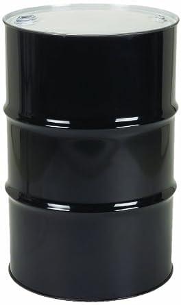 SKOLNIK Carbon Steel Tight Head Drum, 55 gallons, 0.9mm Body Gauge (Pack of 1)