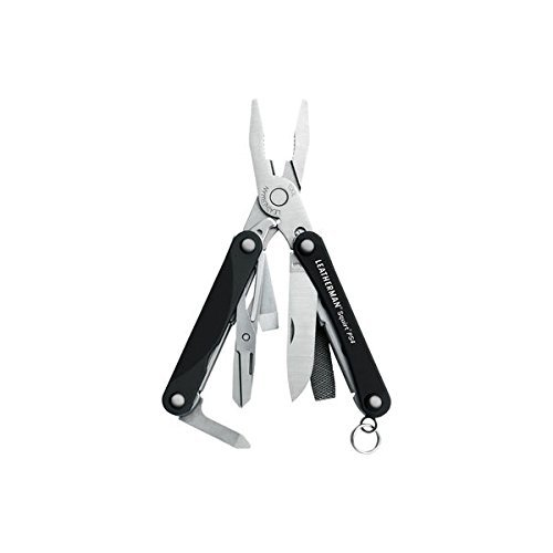 Leatherman - Squirt PS4 Multitool, Black