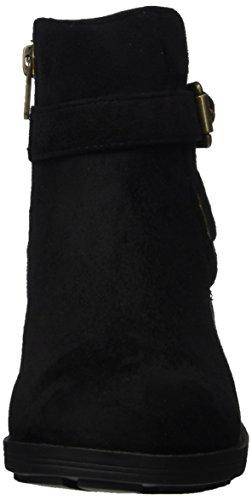 Black Motorista Black de para 063636 XTI Negro Mujer Botas q81WBt
