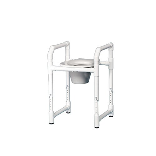 Toilet Safety Frame W/Pail