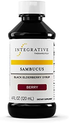 Integrative Therapeutics Elderberry Extract