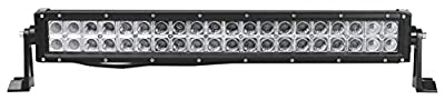 Benson LED lb-120 Cree LED Light Bar, Light Bar Off Road Work Spot Light Beam, 120W