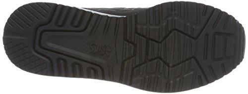 Lyte Adulto Black Asics Zapatillas Gel Negro III NS Unisex Black wZ54ST5q