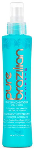 Top 9 Pure Brazilian Miracle Leave In Conditioner
