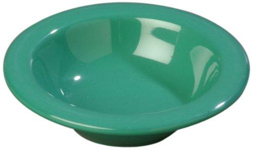 - Carlisle  (4304209) 4-1/2 oz Melamine Durus Rimmed Fruit Bowl [Set of 48]
