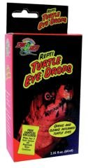 Turtle Eye Drops by ZOO MED LABORATORIES