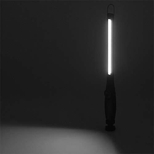 Liamostee Multifuncion 1000 Lumen Recargeable COB LED Slim Work Light Bar Lamp Lantern