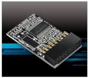 for ASRock Motherboards 18 pin TPM ASRock TPM2-S Trusted Platform Module