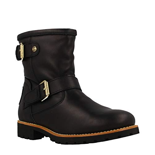 Donna Boot Panama Nero Per Traveling Jack Felina X1xwq7U