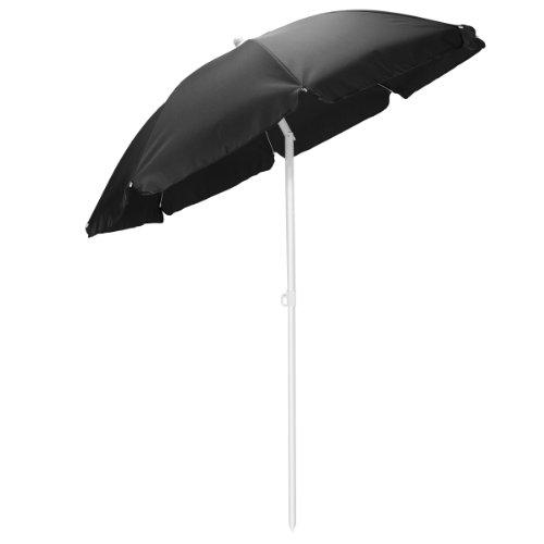 Black Patio Umbrellas Amazon Com