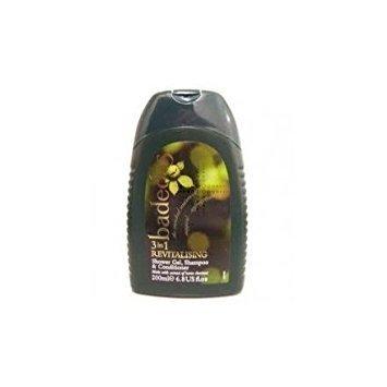 Badedas 3 In 1 Shower Gel Revitalising x200ml by Badedas (Revitalising Wash)