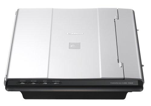 Canon CanoScan LiDE 700F – Flatbed scanner – 8.5 in x 11.7 in – 9600 dpi x 9600 dpi – Hi-Speed USB – CANOSCAN LIDE 700 COLOR IMAGE SCANNER