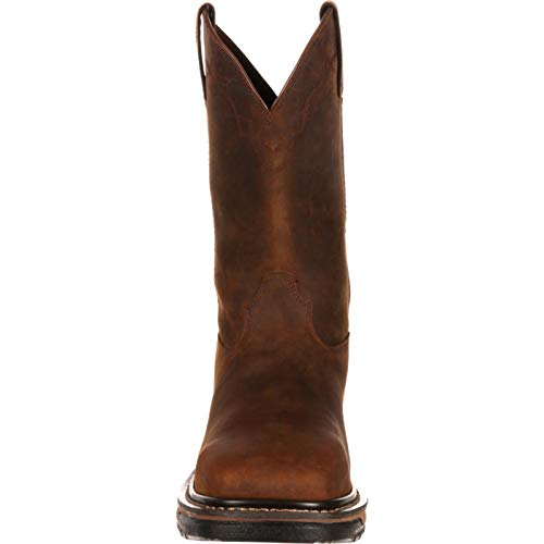 Pictures of Rocky Men's RKW0131 Western Boot Dark RKW0131 11.5 M 6