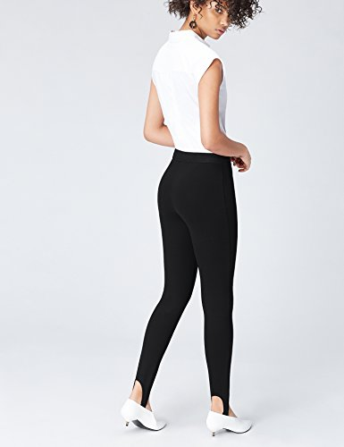 FIND Fuseau Schwarz Femme Legging Noir 6arwH6qy