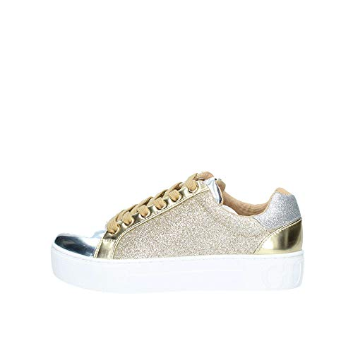 Guess Gold Fam12 Donna Flme24 Sneakers ArWYqnr1