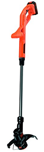 Sonderangebot: Black+Decker Akku-Rasentrimmer, Motorsense (18V 2.0Ah, 28 cm Schnittbreite, Drehzahlvorwahl, E-Drive Antrieb, Ladegerät, Zweithandgriff) STC1820 und mehr