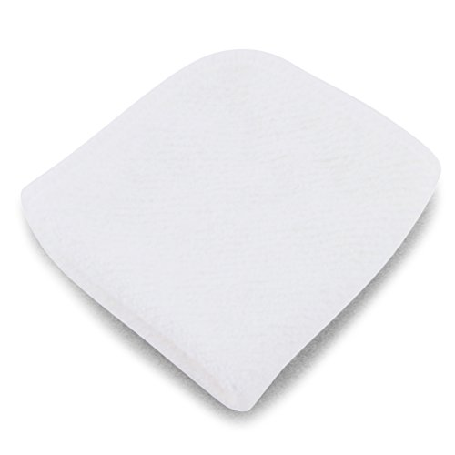 """Abyss Twill Hand Towel (17""""x30"""") - White (100)"""
