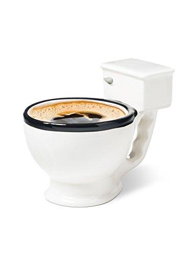 BigMouth Inc Toilet Ceramic Perfect