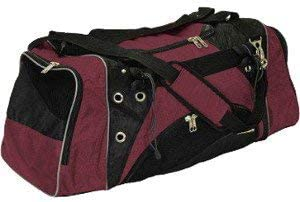 Other Lacrosse Personal Duffle Bag Maroon