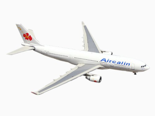 Scale Airplane Replica (Gemini Jets Aircalin A330-200 1:400 Scale)