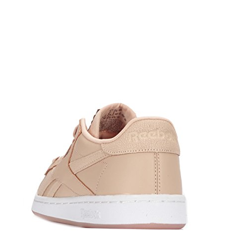 Reebok Reebok Npc Uk Metals - Zapatillas de Piel para mujer Rose Cloud/Rose Gold-White