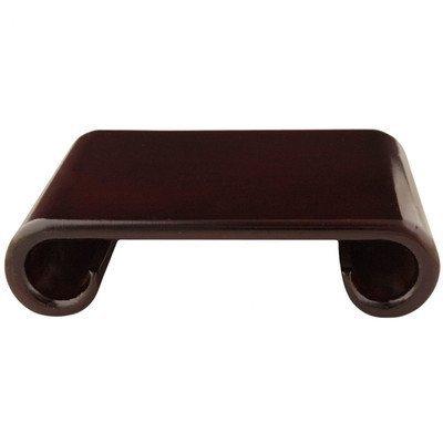 Rosewood Scroll (Oriental Furniture Rosewood Scroll Stand - Extra Large by Oriental Furniture)