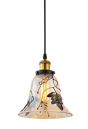Beer Glass Pendant Light