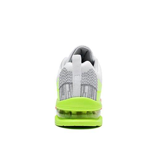 Running Zapatillas Para Caucho Mujer De Blanco Xixidiy qEOBwgw