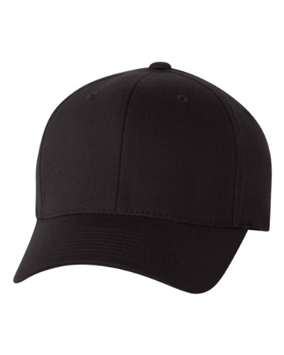 Flexfit 6277 Wooly Combed Twill Cap (Adult XXL (7 3/8