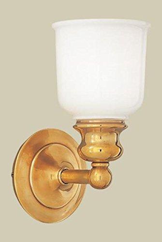 Antique Nickel Single Light 5