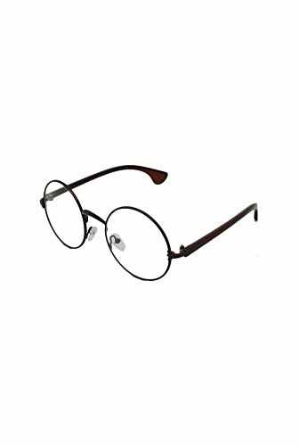 soleil Clear with unique Frame Lunettes Brown Finecy taille Homme de Lens In wtWSqSa4