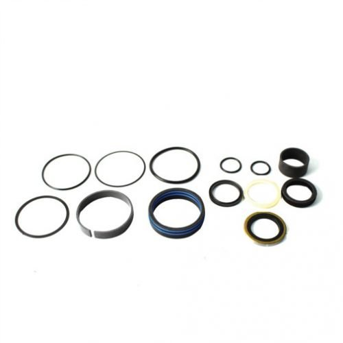 All States Ag Parts Hydraulic Seal Kit - Stabilizer Cylinder Case 580M 580 Super M 590 Super M 84154317 ()