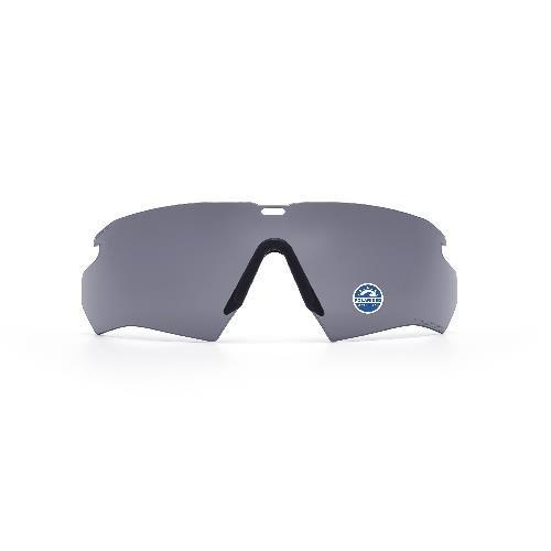 ESS Eye Pro Replacement Lens for Crossbow Ballistic Eyeshield, Polarized Gray