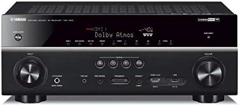 Yamaha TSR-7810 - Receptor Atmos DTS (7,2 Canales, 4 K): Amazon.es ...