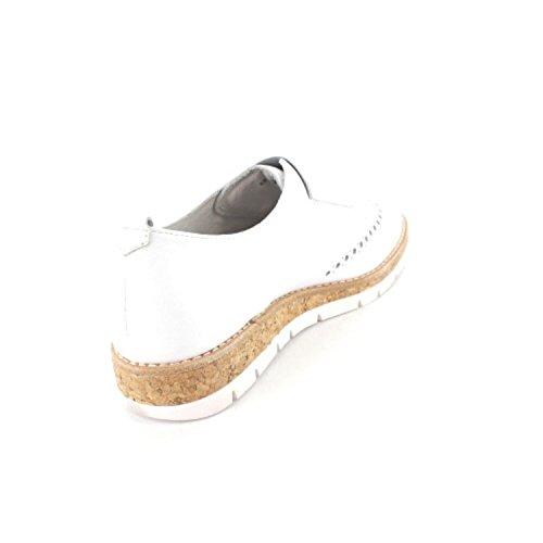Gabor comfort - Mocasines de ante para mujer Bianco