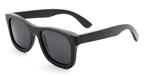 SHINU Genuine Handmade Wood Sunglasses Anti-glare Polarized Bamboo Layer UV400 Glasses-Z6016 1 Genuine Wood Bamboo from Sustainable Resources. Every production step, starting from the selection of wood through final assembly, requires careful consideration and maximum attention. Our approach translates into sourcing the finest natural materials to create the best and finest looking shades. Polarized UV400 Lenses Against Harmful UVA/UVB Rays. SHINU sunglasses made from 100% bamboo – simultaneously light weight and incredibly durable. SHINU polarized wood sunglasses have gone through multiple tests to verify not only the quality of the wooden frames, but also the lenses. We ensure the quality and durability of every pair of our wooden sunglasses.
