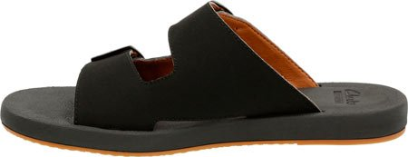 Clarks Mujeres Paylor Pax Slide Black Synthetic