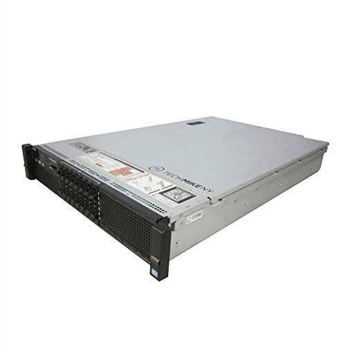 DELL PowerEdge R720 Server 2X 3.30Ghz E5-2643 QC 64GB 4X Caddies Enterprise (Certified Refurbished)