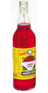 UPC 636696123459, Anchor Cherry Syrup – 26oz