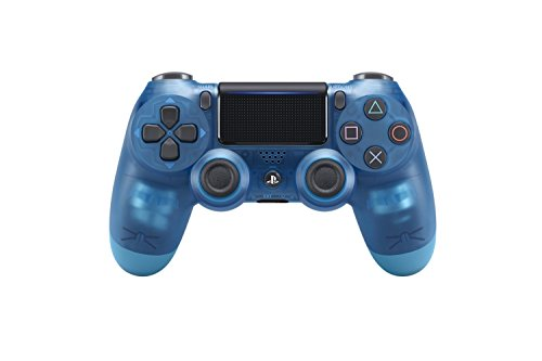 Sony Dualshock 4 Wireless Controller for PlayStation 4 -  Blue Crystal - PlayStation (Wireless Crystal Touchpad)