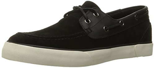 Polo Ralph Lauren Men's Rylander Sport Suede Fashion Sneaker, Black/Black, 11 D US - Polo Sport Shoes