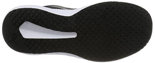 Puma Women's Flare Mesh WN's Running Shoes, Multicoloured Black (Puma Black White 03)