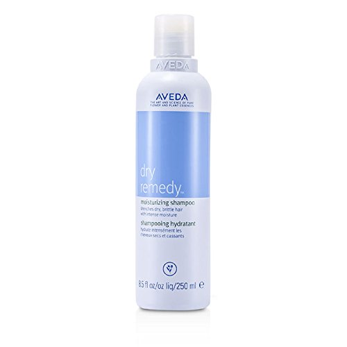 - Aveda Dry Remedy Moisturizing Shampoo - For Drenches Dry, Brittle Hair (New Packaging) 250ml/8.5oz