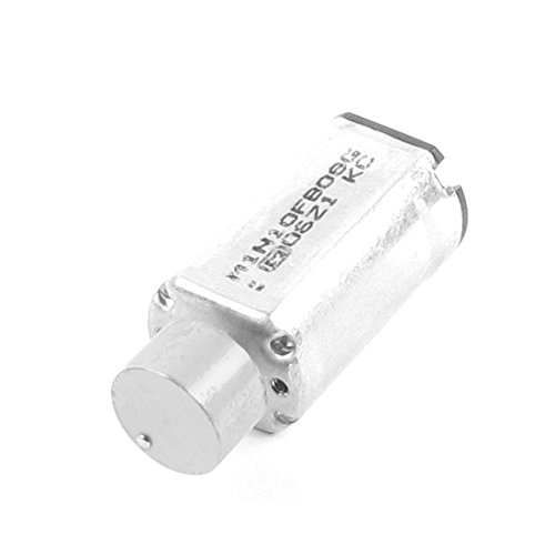 Uxcell DC 6V 10000RPM Output Speed Micro Vibration Motor