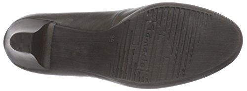 à Graphite Tamaris Couvert Talons 206 Grau Avant Pieds Chaussures du 22410 Femme Gris EEwqBPS