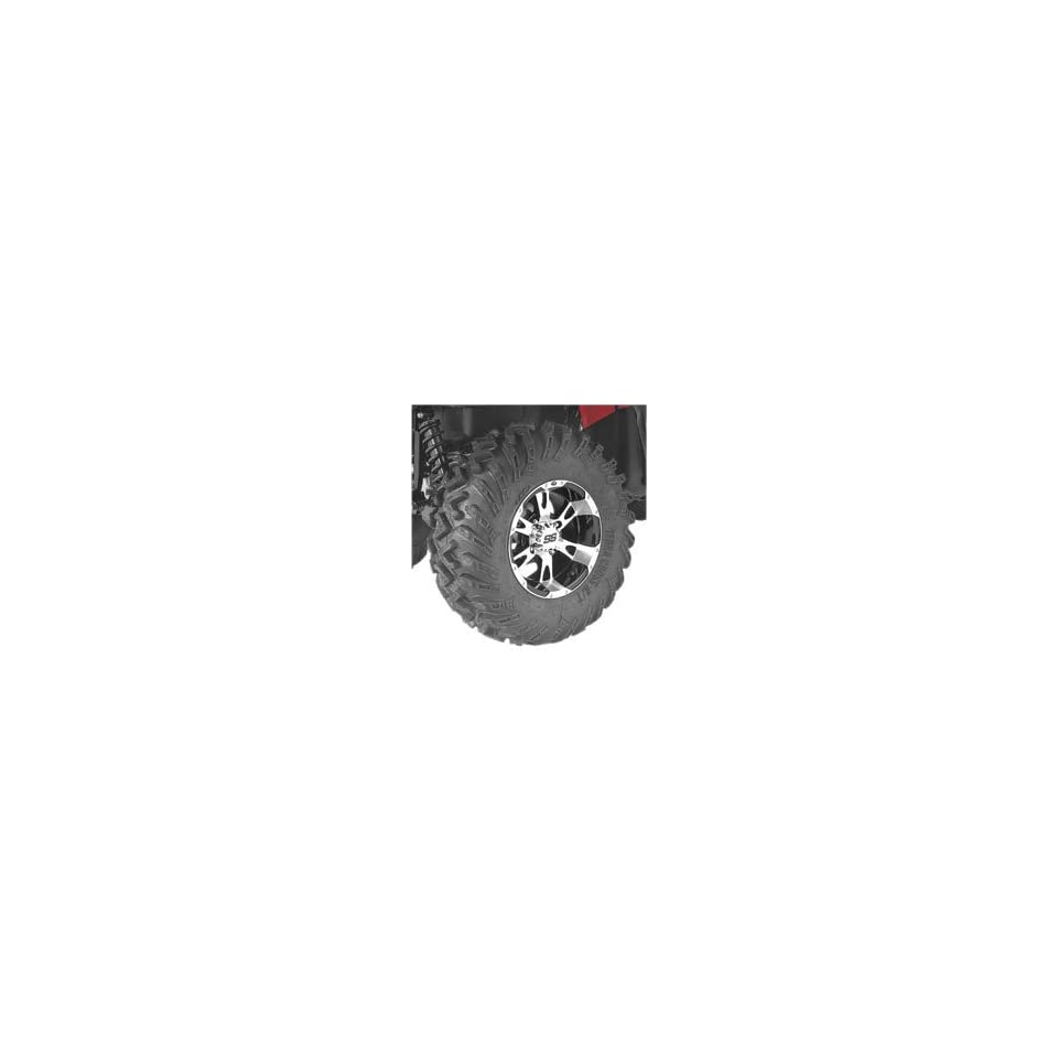 ITP Mud Lite XL, SS112, Tire/Wheel Kit   26x12x12   Machined 43113L