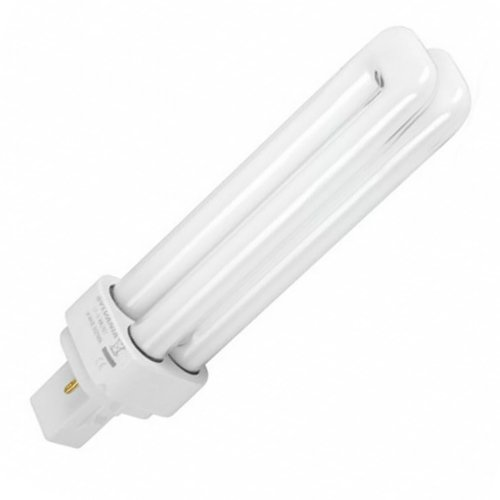 Lighted - Bombilla para downlight pl 2 pin 26w g24d-3 luz blanca día 6400k: Amazon.es: Iluminación