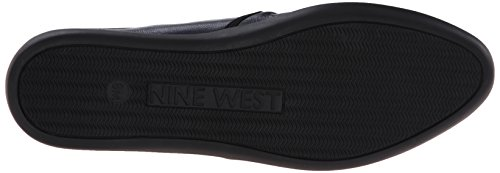 Nine West Womens Lildevil Metallic Fashion Sneaker Blue/Multi