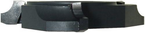 Magnate M083L Corner Round Shaper Cutters 1//4 Radius; 1-1//4 Bore; 1//2 Carbide Height
