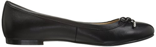 Women's Ballet Naturalizer Grace Flat Black P8UwUq